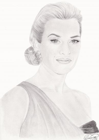 Kate Winslet por Linnea_